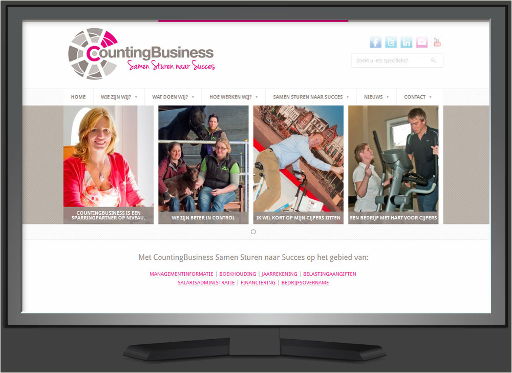 strakplan webdesign counting-business