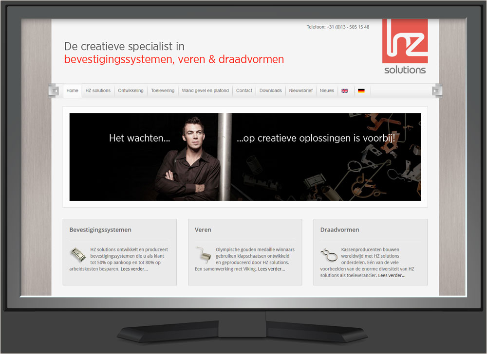 strakplan webdesign hz-solutions