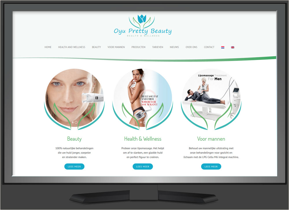 strakplan webdesign oyu-pretty-beauty